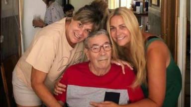 Muere Lorenzo, el padre de Marta y Loreto Valverde a los 88 años