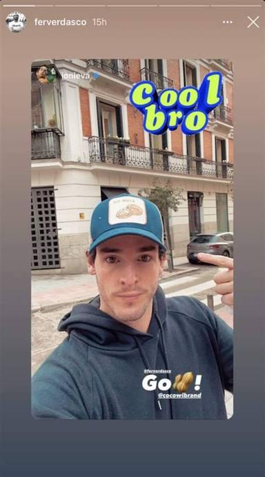 El gesto con el que Íñigo Onieva, novio de Tamara Falcó, se gana la complicidad de su familia política