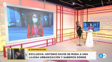Antonio David toma una drástica decisión tras el último episodio del documental de Rocío Carrasco: gran cambio