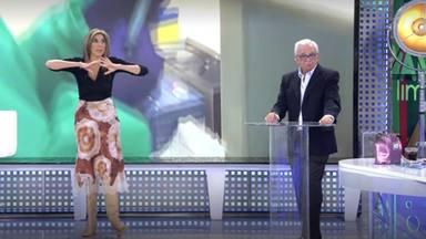 Paz Padilla hace estallar al doctor Sánchez Martos en pleno directo en Sálvame: Déjame terminar, hombre