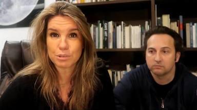 Iker Jiménez sale en defensa de su mujer, Carmen Porter, ante los fuertes insultos que está recibiendo