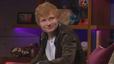 Ed Sheeran confirma que Kylie Minogue cantará con él 'Visiting hours' para su nuevo álbum
