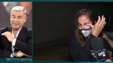 La reacción de Anabel Pantoja, completamente rota, tras el desprecio definitivo de Kiko Rivera