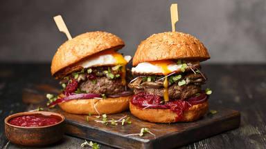 ¿Dónde están las mejores hamburguesas de Madrid?