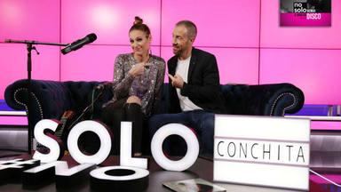 Conchita: cantante, compositora y... ¿batería?