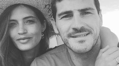 El mensaje de apoyo de Iker Casillas a su mujer Sara Carbonero en el año más complicado de sus vidas
