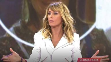 Emma García, avergonzada, zanja tajante un debate en 'Viva la vida'