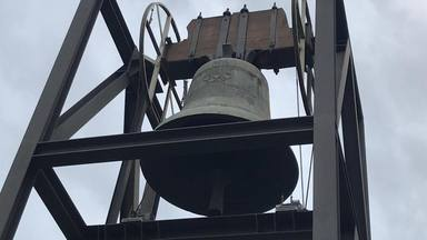 Restaurada la campana més pesada de Catalunya