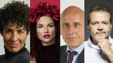 ¿Quiénes son los otros tres miembros del jurado de 'OT 2020' que acompañarán a Javier Llano?