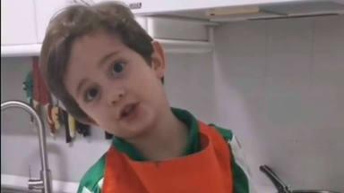 Dani el niño cocinero que se ha convertido en viral
