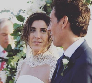 Paz Padilla y su marido Juan
