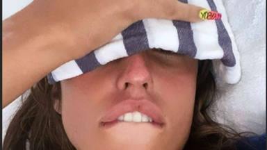 Sofía Suescun sufre un susto en Ibiza