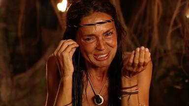 Olga Moreno se disculpa en directo con Rocío Flores por haber hablado más de la cuenta en 'Supervivientes'