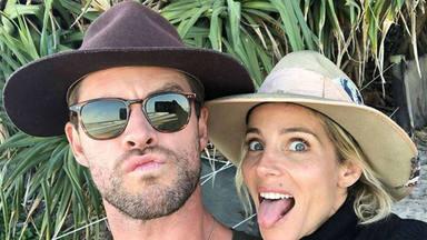 Elsa Pataky saca su lado más blando mientras felicita a Chris Hemsworth el día de su cumpleaños