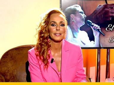 Rocío Carrasco responde, sin necesidad de abrir la boca, a la provocación de su hermana Gloria Camila