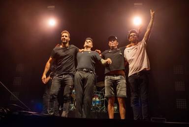 Pignoise vuelve por todo lo alto a los escenarios en Madrid con un concierto en La Zarzuela