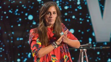 Anabel Pantoja durante su intervención en 'Gran Hermano VIP'