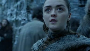 Arya Stark (Maisie Williams) en 'Juego de Tronos'