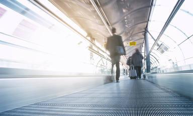 Un joven español siembra el caos en el aeropuerto de Múnich