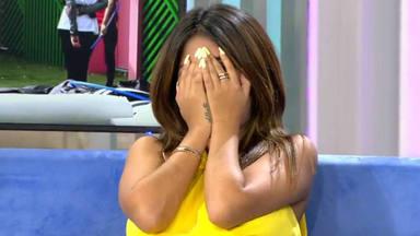 Isa Pantoja en 'El programa de Ana Rosa'