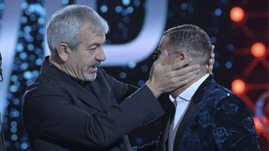 """Carlos Sobera da la mejor de las noticias sobre Jorge Javier: """"La intervención ha sido un éxito"""""""