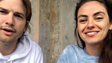 Ashton Kutcher y Mila Kunis crean un vino para la cuarentena