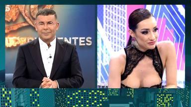 Jorge Javier pide a Adara que defienda a Hugo Sierra en el Deluxe