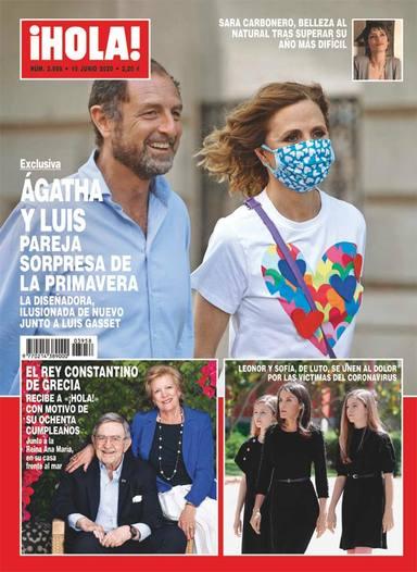 Ágatha Ruiz de la Prada recupera la ilusión con este empresario