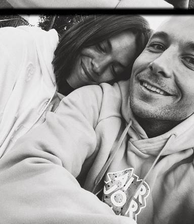 Laura Matamoros y Benji Aparicio, más felices que nunca