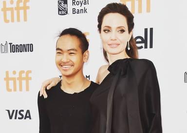 El hijo mayor de Brad y Angelina