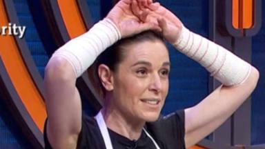 Raquel Sánchez Silva cocina