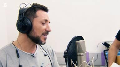 Antonio David canta En el punto de partida de Rocío Jurado