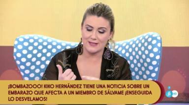 La tajante respuesta de Carlota Corredera que todo el mundo tiene que escuchar sobre la vacuna del Covid