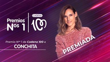 Conchita, Premio Nº 1 DE CADENA 100 por 'La orilla', su noveno álbum de estudio