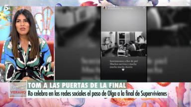 Olga Moreno vence a Rocío Carrasco: revelan cómo influyó la docuserie en las votaciones de Supervivientes