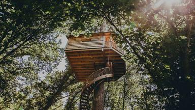 Cabañas en los árboles,una original alternativa a las casas rurales