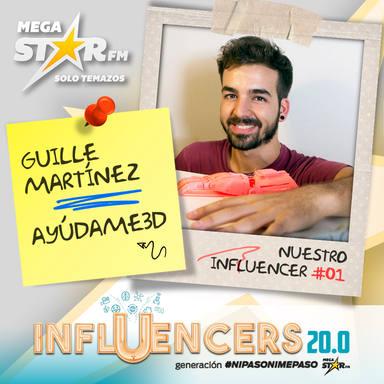"MegaStar te presenta a los veinte ""influencers 20.0"""