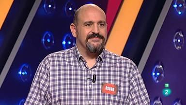 Óscar Díaz en Saber y ganar