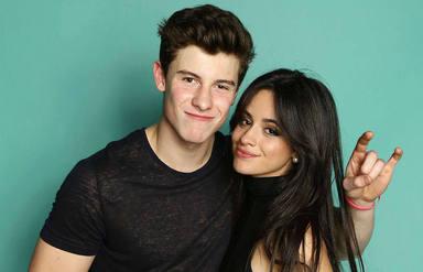 Camila y Shawn Mendes