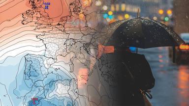 DANA: alerta per precipitacions a Catalunya