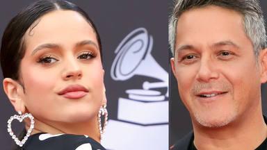 Rosalía y Alejandro Sanz, únicos españoles en los GRAMMY 2020