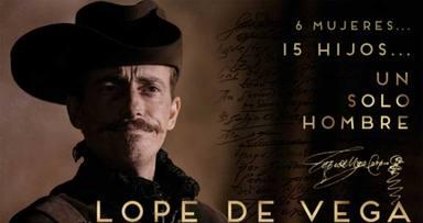 Víctor Clavijo es Lope de Vega en El Ministerio del Tiempo