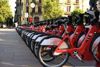 Incidència a Bicing el primer dia de la Fase 1 a Barcelona