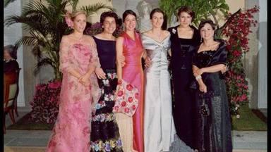 Sonsoles Ónega en la boda de la reina Letizia