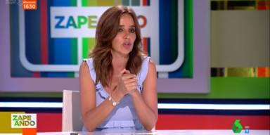 Carmen Alcayde habla de su paso por Mediaset