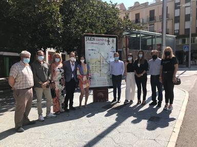 """El Ayuntamiento destaca la apuesta joven por la movilidad sostenible con la iniciativa """"MetroMinuto"""""""