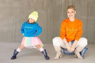 El nombre de la marca de ropa de Soraya Arnelas y su hija Manuela divide las redes