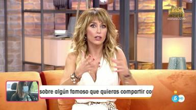 María Patiño en Viva la vida