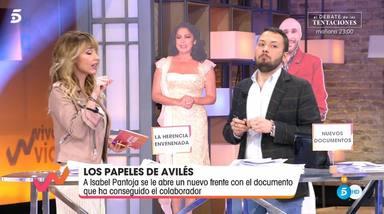 Emma García ha comenzado Viva la vida con una información de José Antonio Avilés