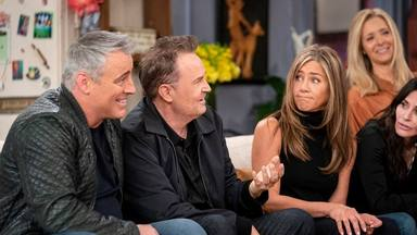 Al descubierto: revelan la millonaria cifra que han cobrado los protagonistas de 'Friends: The Reunion'